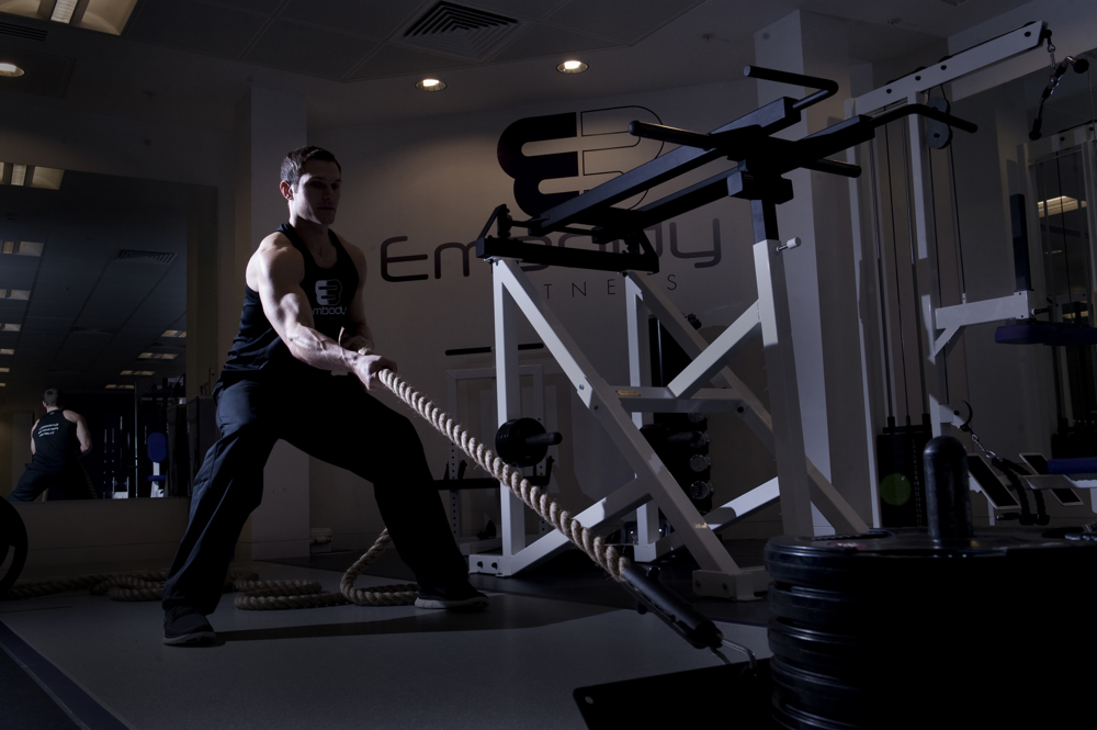 London's Leading Personal Training Studio - Embody Fitness