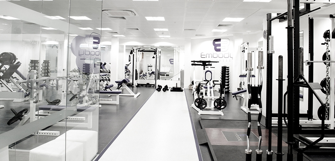 Personal training facility near liverpool street london