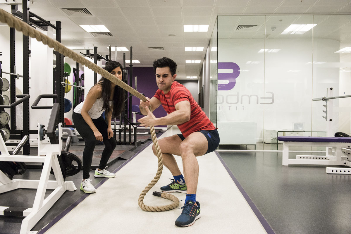 Sports Trainer London – Embody Fitness