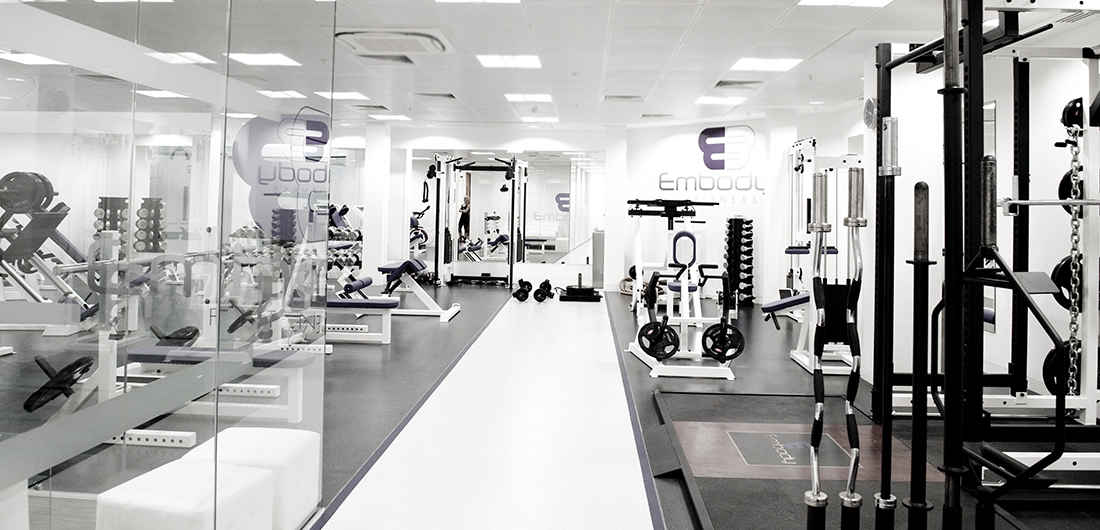 Personal Trainer London - Personal Training London - Embody Fitness