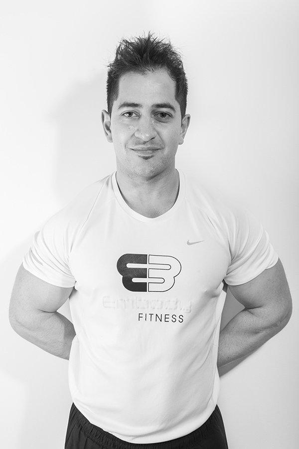 Sean Faroqui - Embody Fitness - London's leading Personal Training Studio