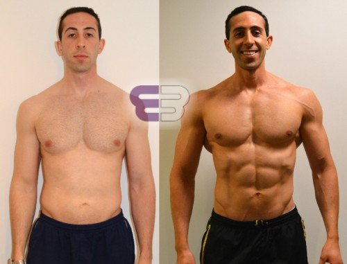 Zade – 8 weeks on our Muscle and Physique programme - Embody Fitness - London's leading Personal Training Studio