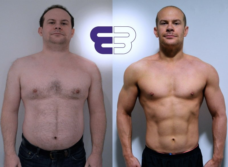 James – Muscle and Physique - Embody Fitness - London's leading Personal Training Studio