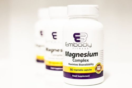 Take magnesium for a better body composition - Embody Fitness - London's leading Personal Training Studio
