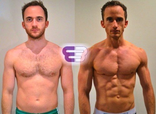 Tomas – 13% to 3.5% body fat in 12 weeks - Embody Fitness - London's leading Personal Training Studio