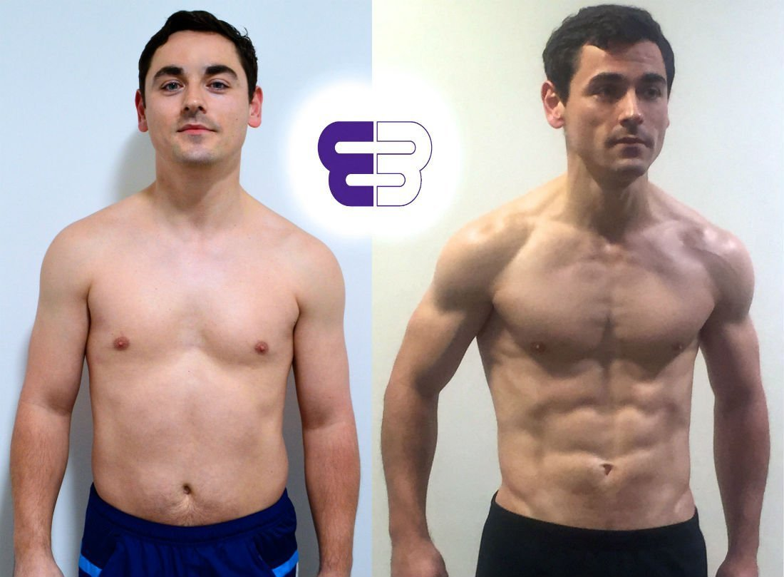 Rob – Embody Challenge - Embody Fitness - London's leading Personal Training Studio