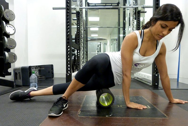 Personal Training Trainer London   The Importance of Foam Rolling December 4th, 2015