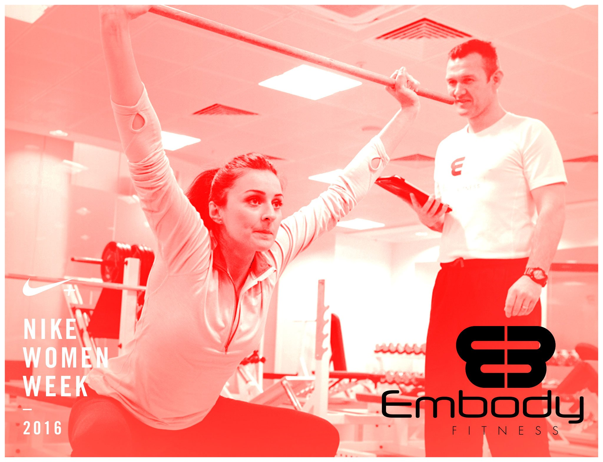 Personal Training Trainer London   Nike Women Week London January 18th, 2016