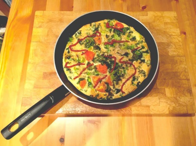 Personal Training Trainer London | Supercharged Omelette February 5th, 2016