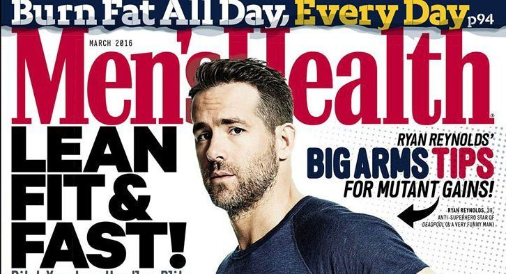 Personal Training Trainer London | Men's Health Feature Embody Fitness February 18th, 2016