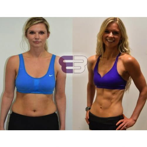 Ladies Fat Loss Personal Training