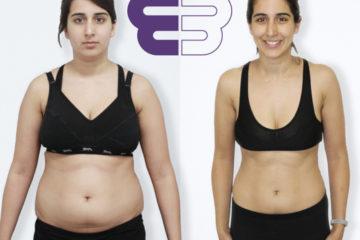 female fat loss transformation
