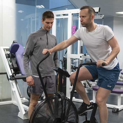 Personal Training Gym in London Experience