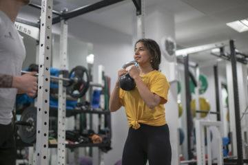 personal training gym london