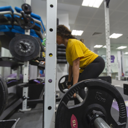 personal training gym london