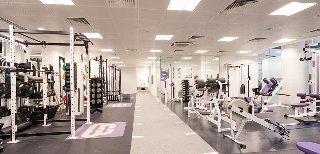 Luxury-training-facility-london