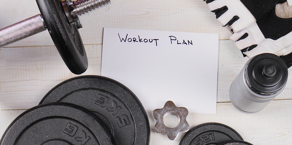 Personal Training Workout Plan