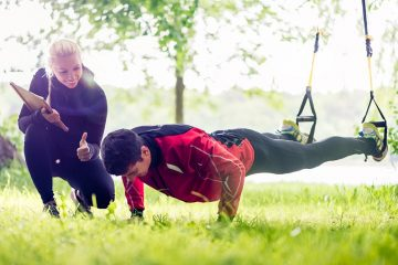Personal Training Trainer London | Why Personal Training is Important March 22nd, 2021