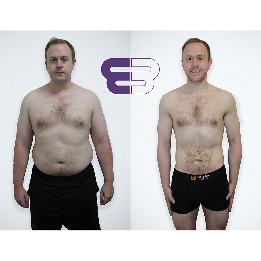Personal Training Trainer London | Transformation of the Month: Chris June 28th, 2021